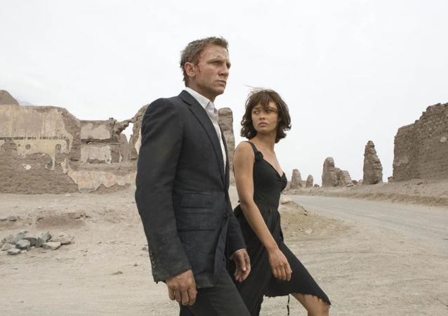 James Bond. Ilustrační foto
