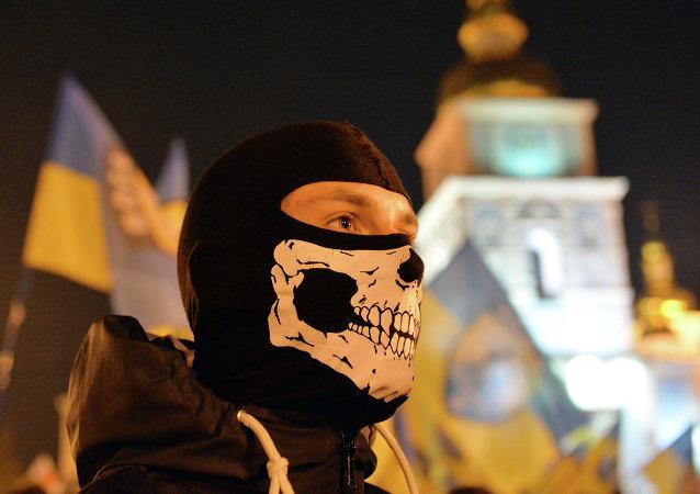 Ukrajinští nacionalisté