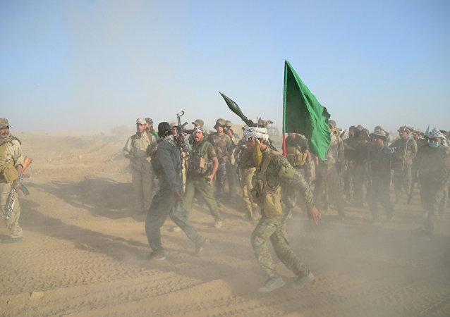 Boje v Mosulu