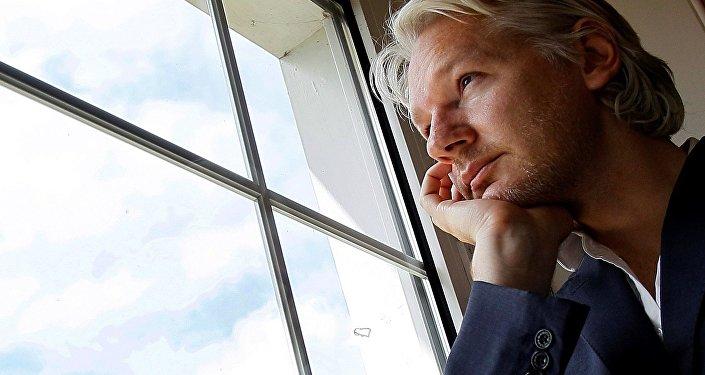Šéfredaktor WikiLeaks Julian Assange