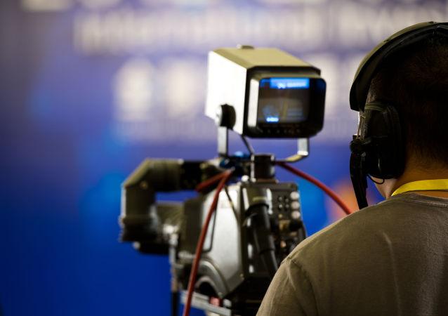 Natáčení v televizi