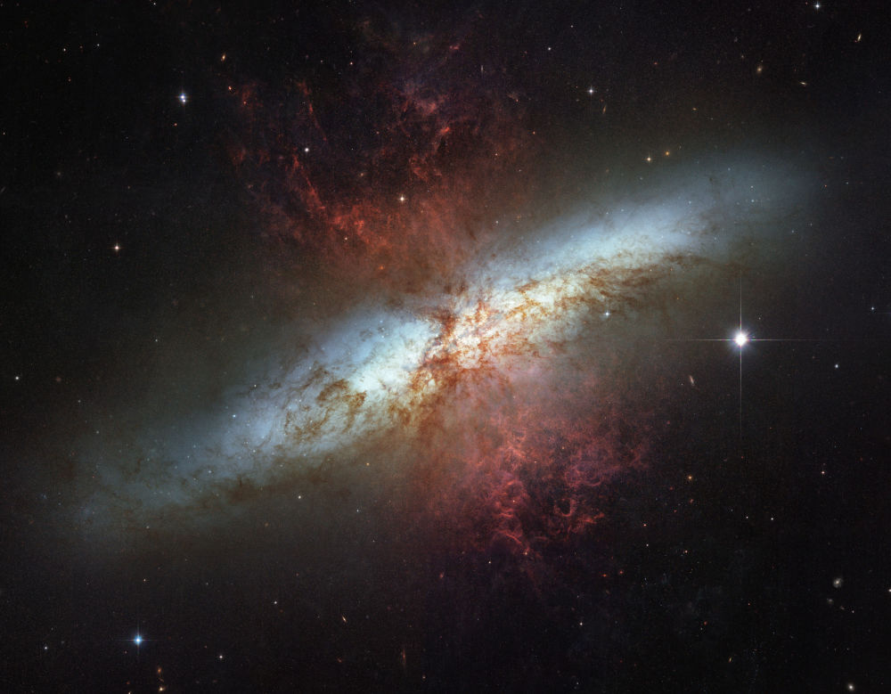 Galaxie s vlastními jmény