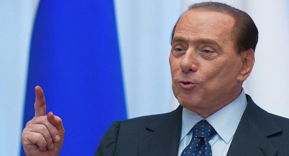 Bývalý italský premiér Silvio Berlusconi