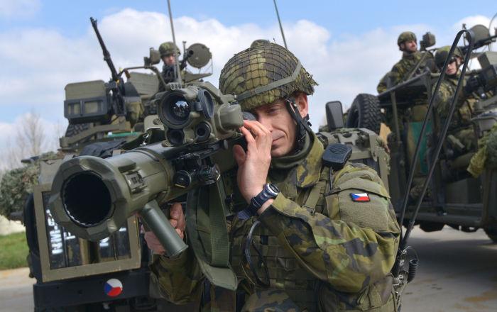 Expert: Česká domobrana není hrozba, je důsledkem migrační krize a selhání armády