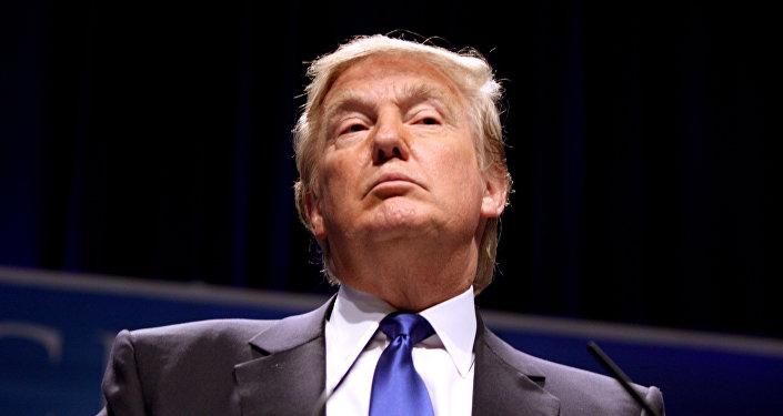 Donald Trump - Archivfoto