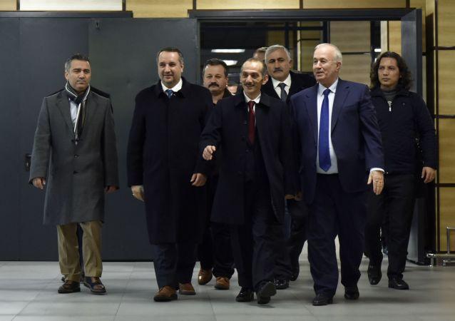 Ukrajina zahájila trestní stíhání tureckých politiků kvůli návštěvě Krymu