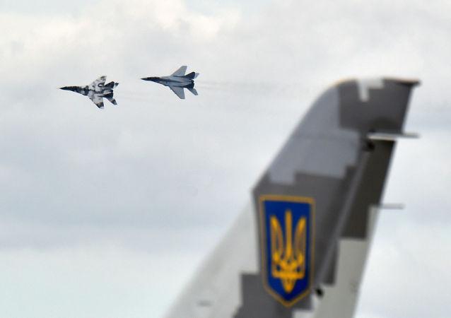 Ukrajinské stíhačky MiG-29