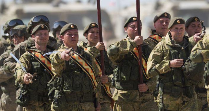 Vojenská cvičení ŠOS