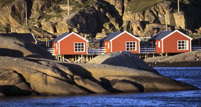 Souostroví Lofoty v Norsku