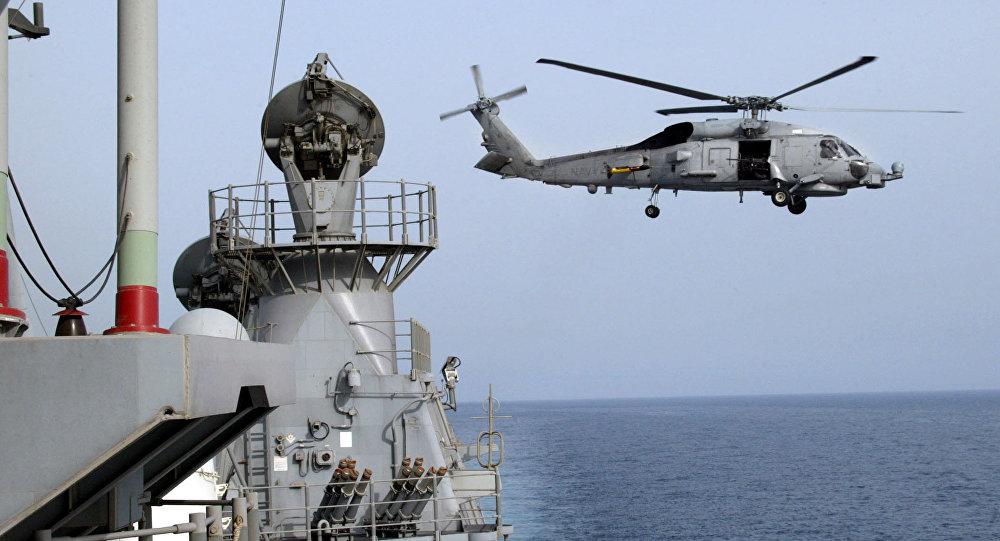 Americký SH-60 Seahawk