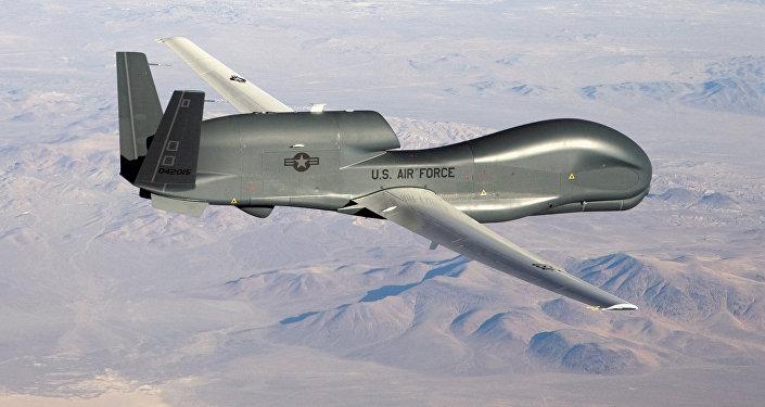 RQ-4 Global Hawk. Ilustrační foto