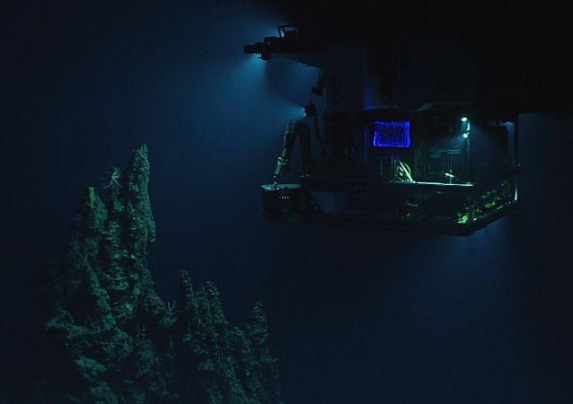 Deep Discoverer, ilustrační foto