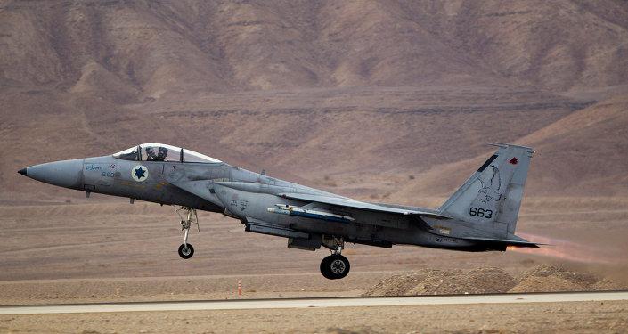Izraelský letoun