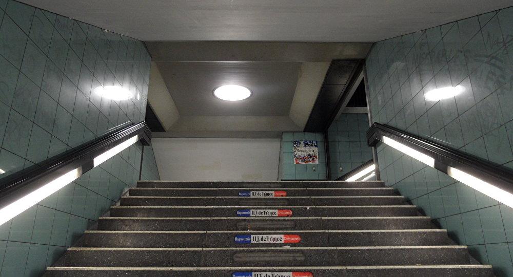 Metro na berlínské Hermannstraße. Ilustrační foto