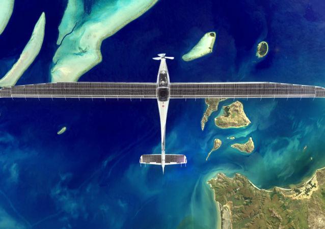 Cesta k rekordu. Letadlo na solární baterie pro pout´ do stratosféry