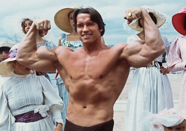 Arnold Schwarzenegger