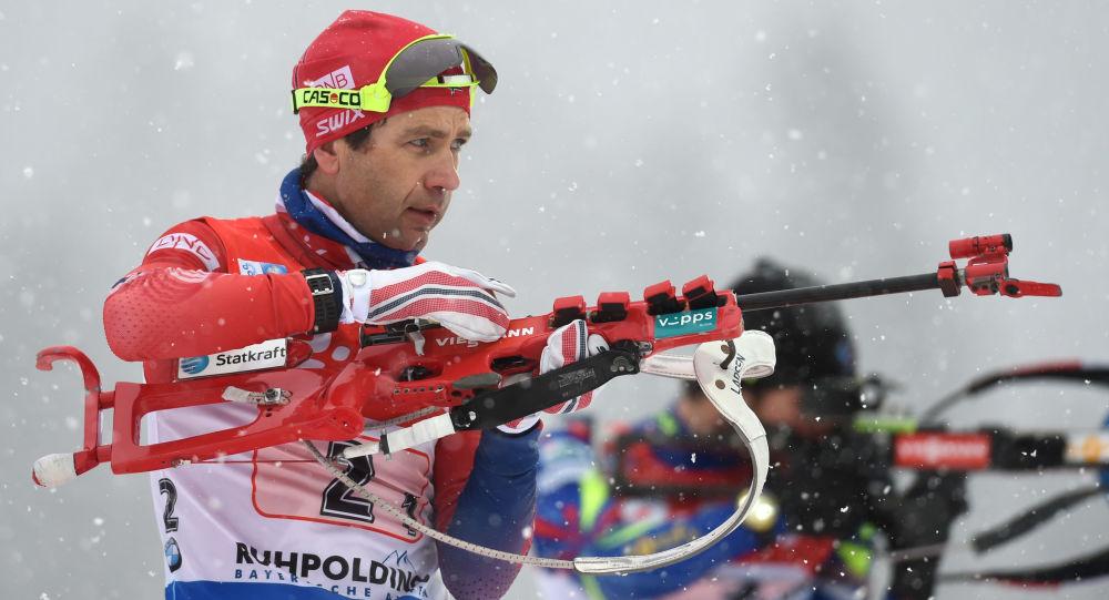 Osminásobný olympijský mistr v biatlonu Ole Einar Bjørndalen