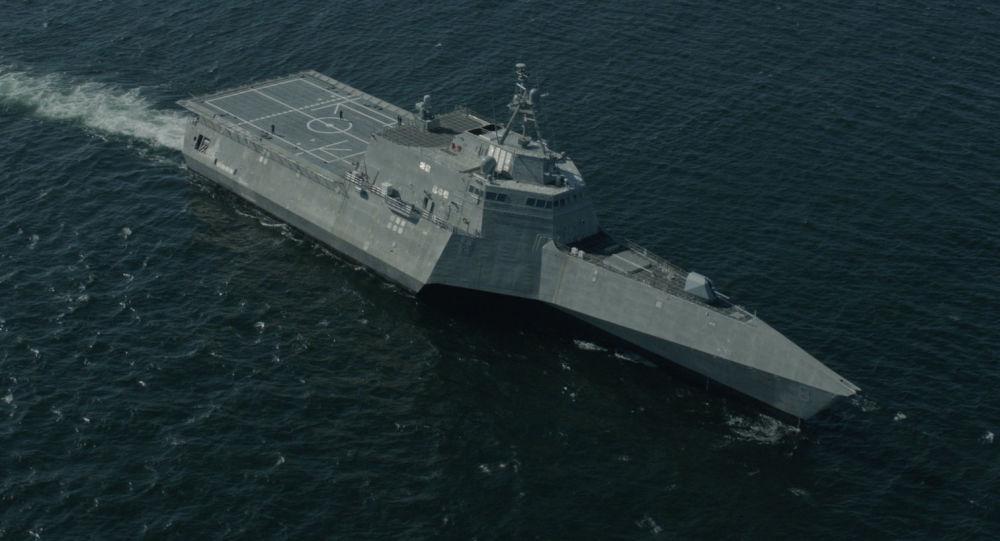 Americká válečná loď USS Montgomery (LCS 8)