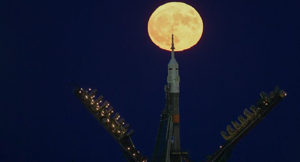 Kosmodrom Bajkonur
