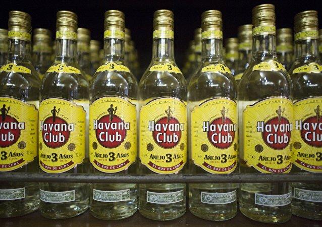 Kubánský rum Havana Club