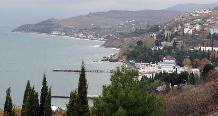 Jižní pobřeží Krymu