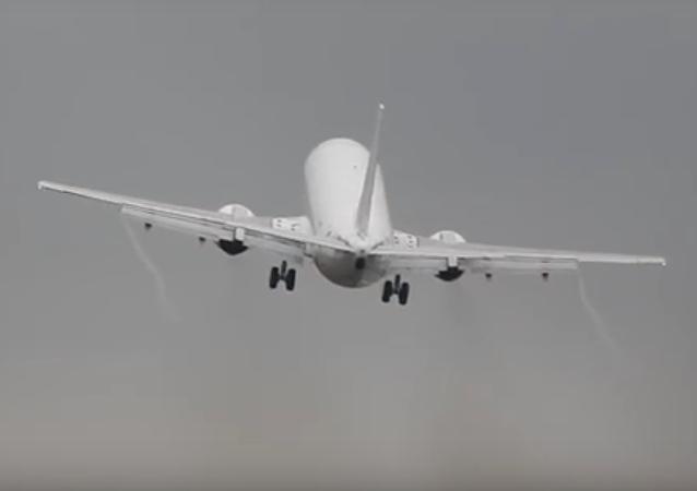 Boeing 737 Air Horizont
