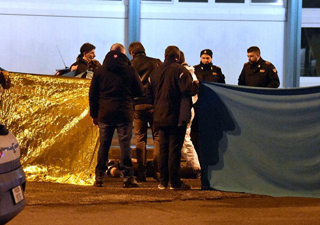 Anis Amri  byl zastřelen v Miláně
