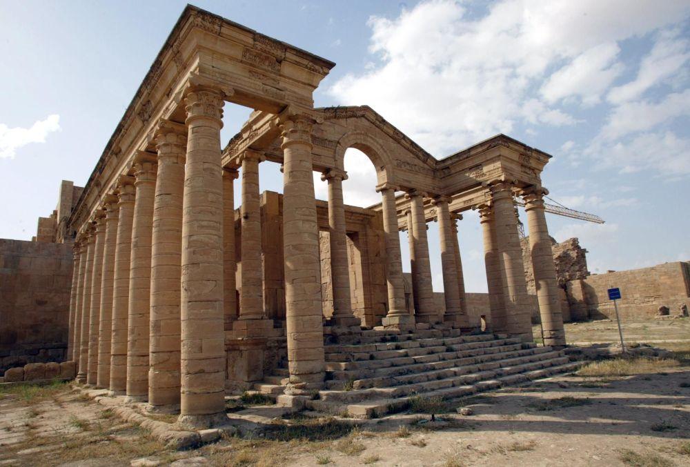Palmýra – další oběť IS?