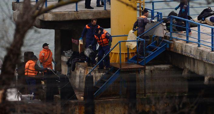 Havárie Tu-154 v Černém moři