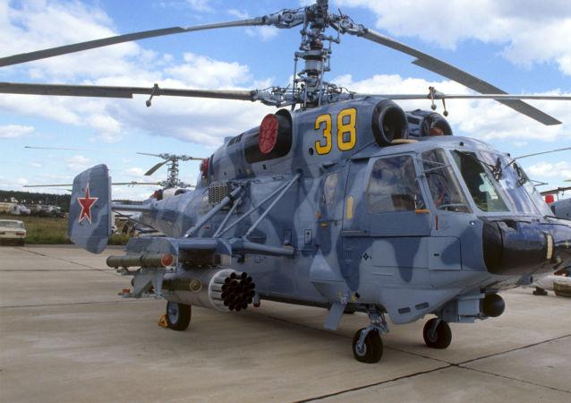 Vrtulník Ka-29