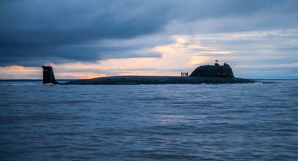 Jaderná ponorka K-560 Severodvinsk