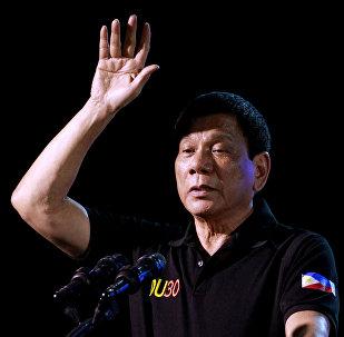 Prezident Rodrigo Duterte