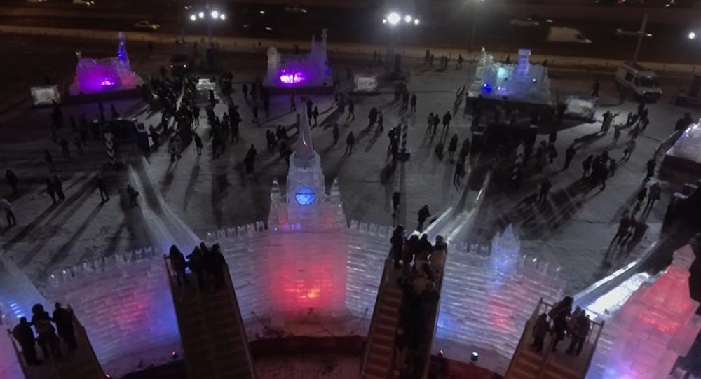 Festival Ledová Moskva. V rodinném kruhu