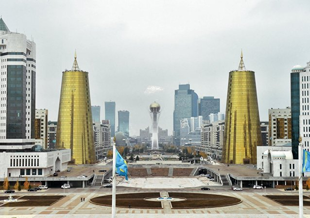 The city of Astana