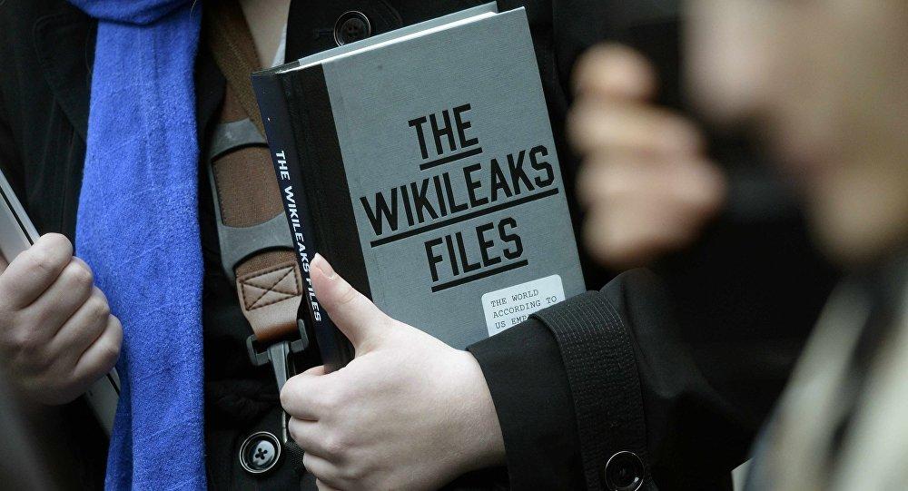 WikiLeaks. Ilustrační foto