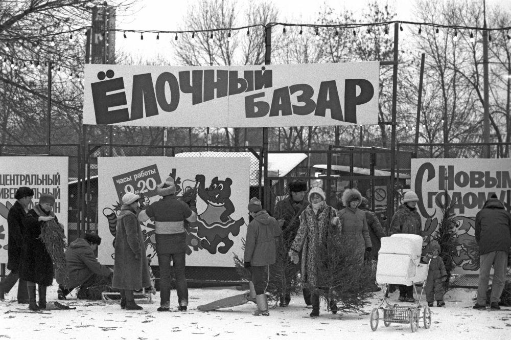Jak slavili Nový rok v Sovětském svazu