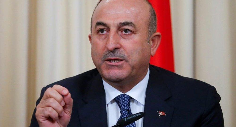 Mevlüt Çavuşoğlu. Ilustrační foto