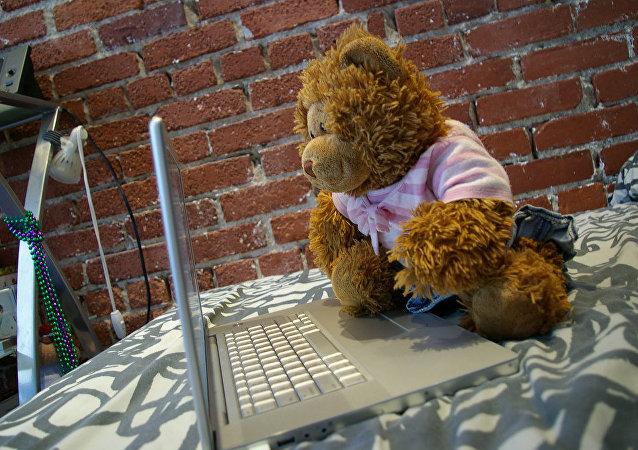 Ruský medvídek hacker