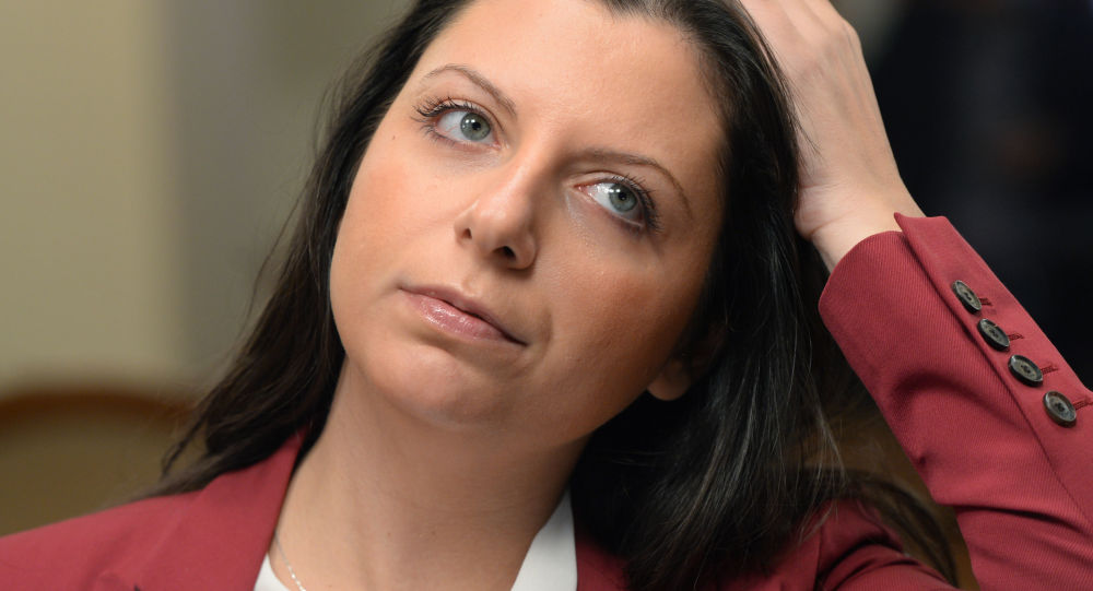 Šéfredaktorka Sputniku a RT Margarita Simonjanová