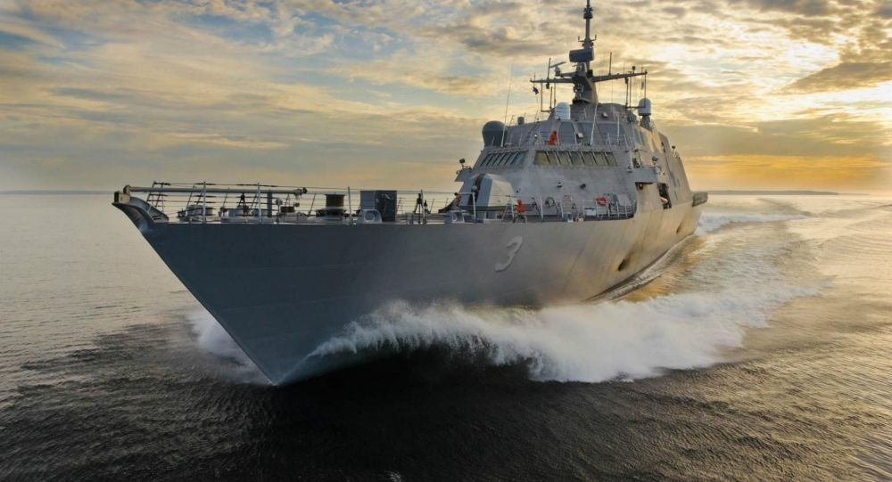 USS Fort Worth (LCS-3)