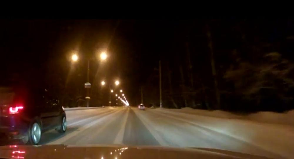 Smrtelný závod na Sibiři byl natočen