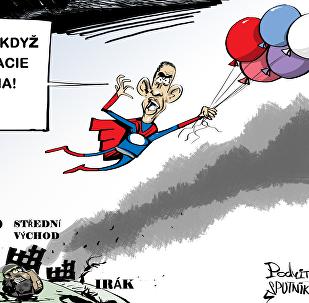 Obamova nezkrotná síla