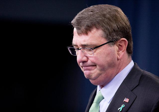 Odcházející šéf Pentagonu Ashton Carter