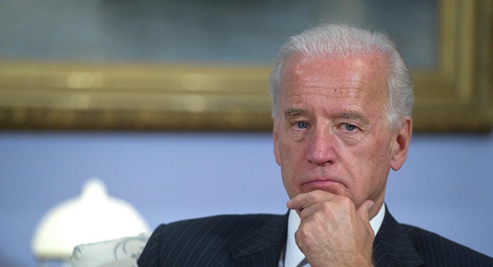 Viceprezident Joe Biden