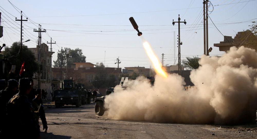 Situace v Mosulu
