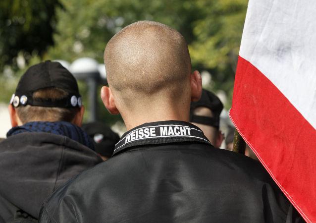 Neonacisté v Berlíně