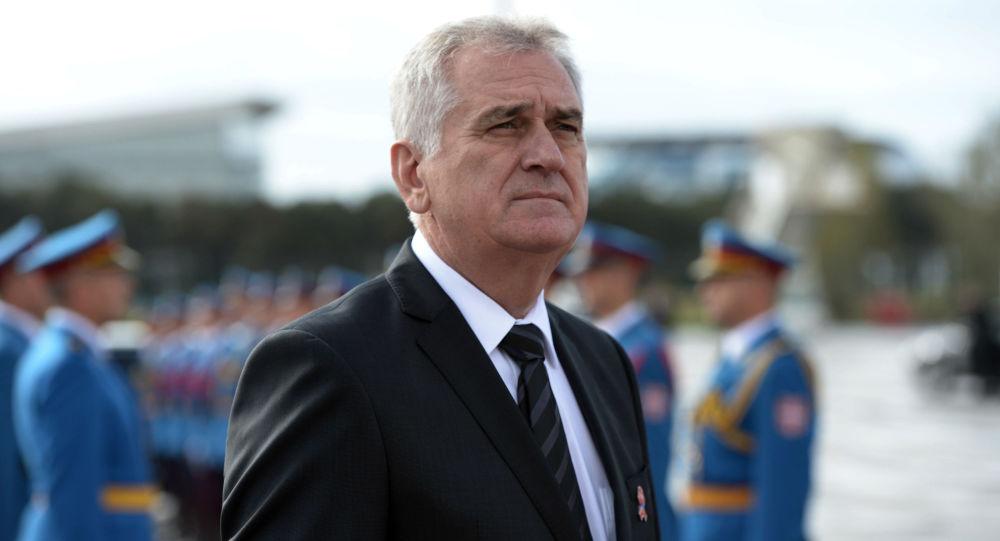 Prezident Srbska Tomislav Nikolić