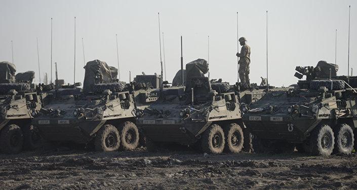 Americká vojenská technika
