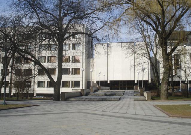 Litevská vláda ve Vilniusu