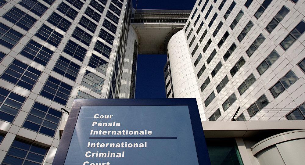 Budova mezinárodního trestního soudu v Haagu